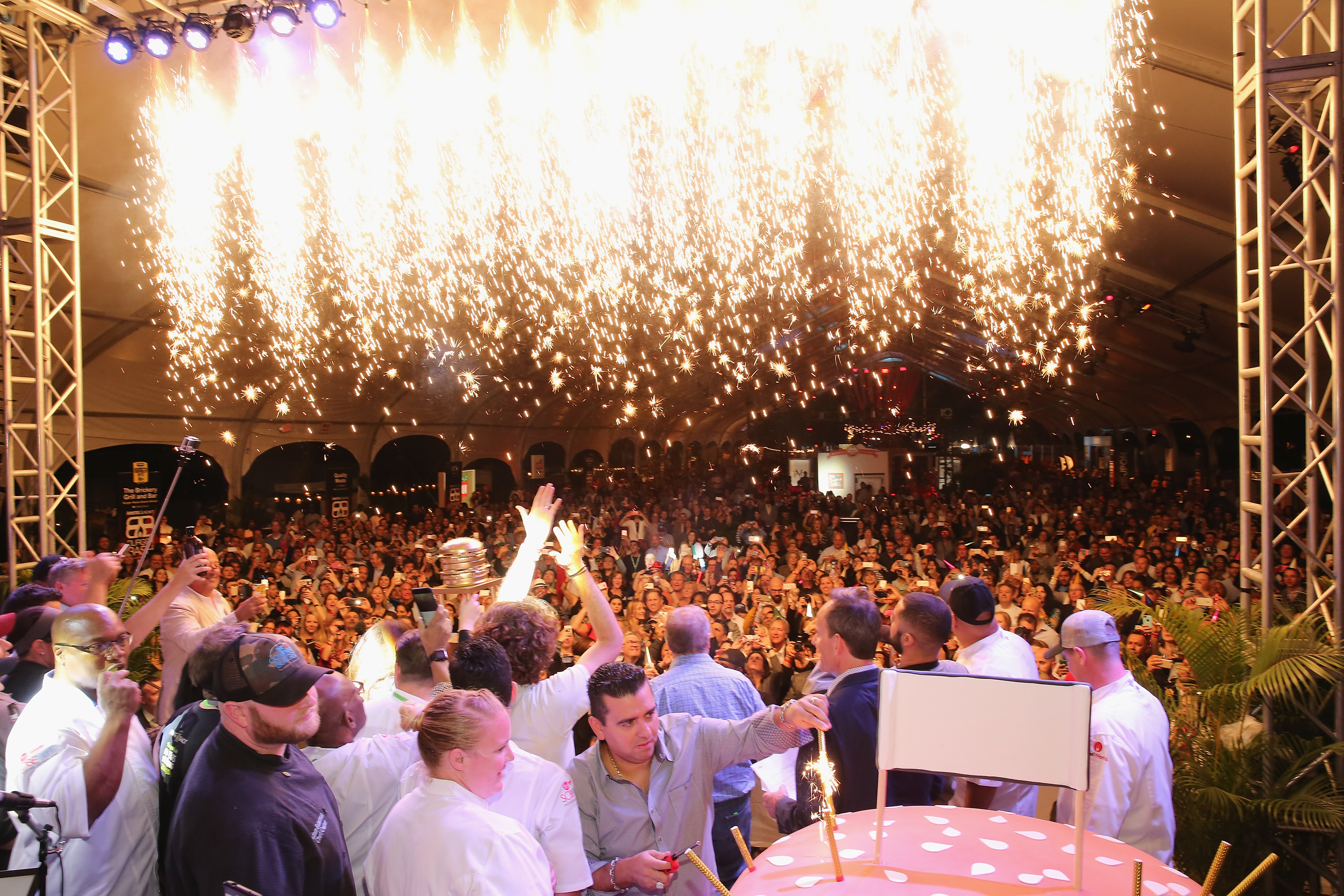 Miami Crowd's Guide to South Beach Wine & Food Festival