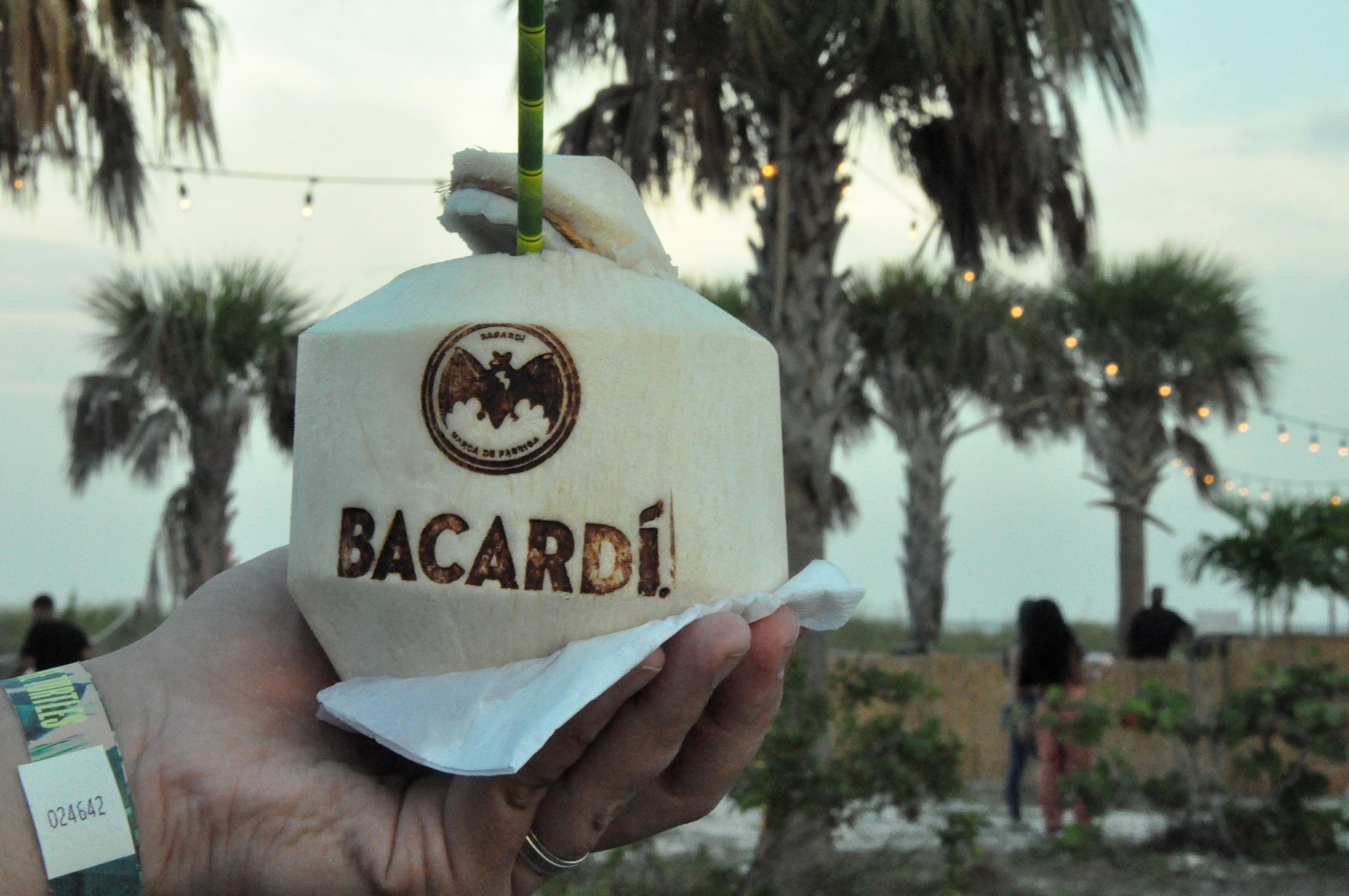Bacardi Bay's Sound of Rum w/ Major Lazer