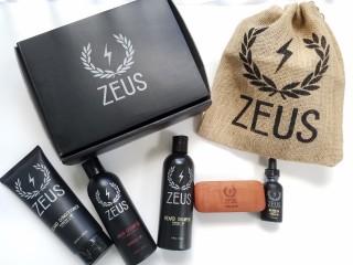 Zeus Deluxe Beard Care Kit