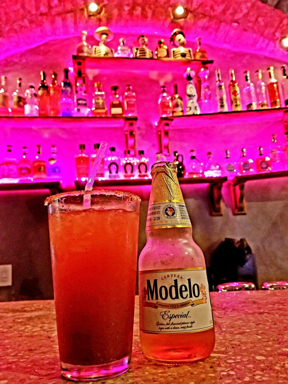 New Orleans Michelada