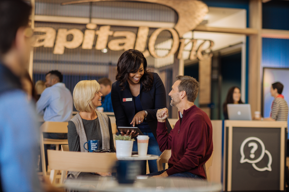 Capital One Coral Gables