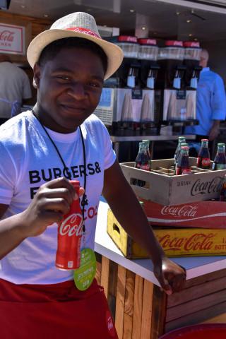 Cocal Cola, Miami, Grand Tasting Village