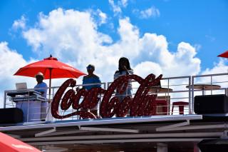 Coca cola, Miami, Sobewff