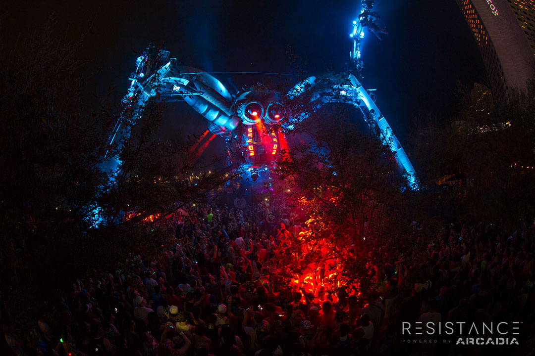 Ultra Music Festival RESISTANCE Line Up 2018