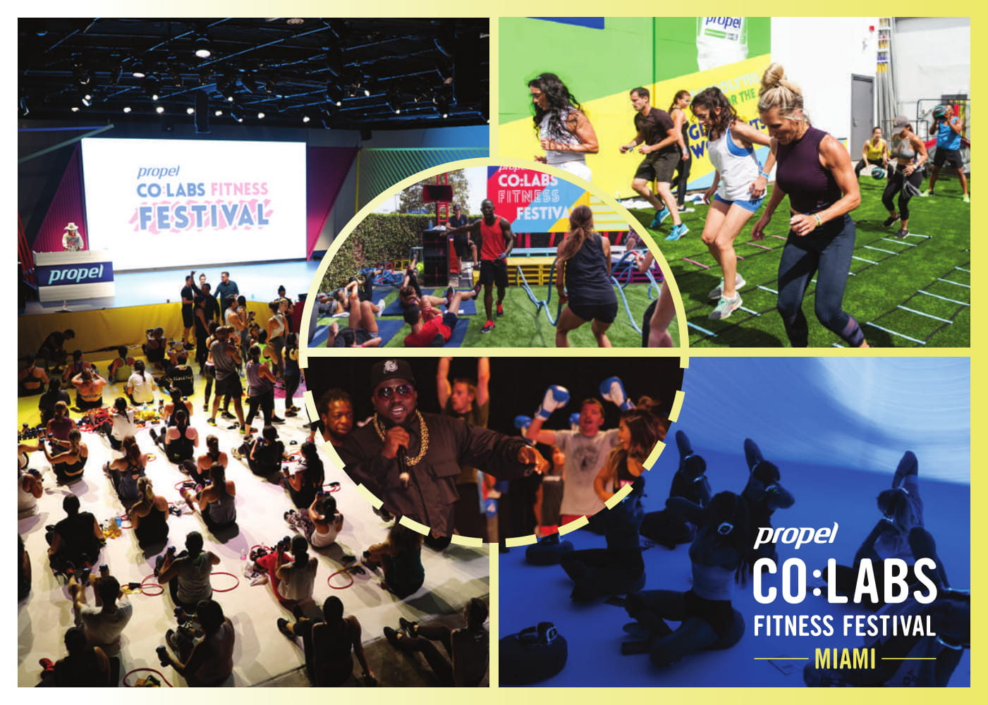 Propel Co: Labs Fitness Festival is Coming to Miami