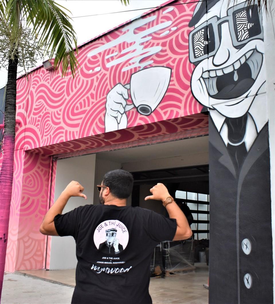 Joe & the Juice Wynood, Miami Crowd