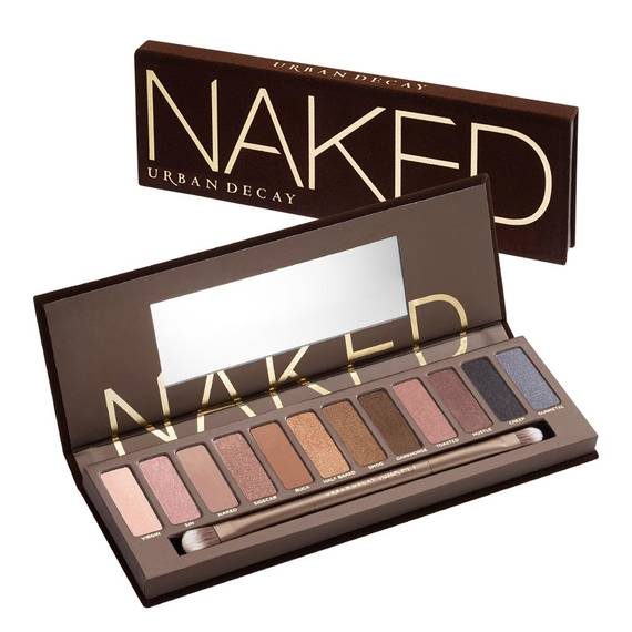 Urban Decay Discontinues the NAKED Palette
