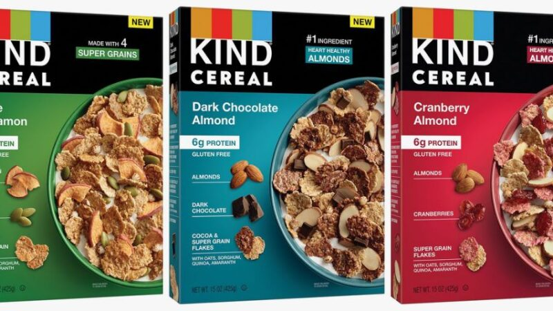 Four new cereal flavors to add to your WFH routine
